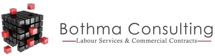 Bothma Consulting | Labour Services & Commercial Contracts| Bloemfontein Free State